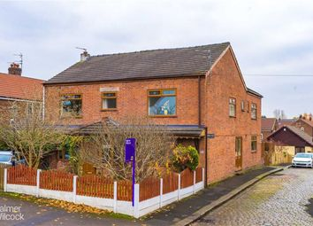 Thumbnail 3 bed semi-detached house for sale in Nel Pan Lane, Leigh, Lancashire