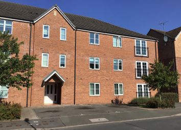 Thumbnail 2 bed flat for sale in Forge Close, Churchbridge, Cannock
