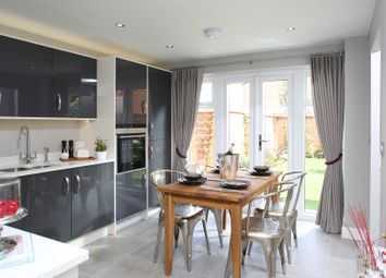 """Thumbnail 3 bedroom semi-detached house for sale in """"The Oxbridge Variant"""" at Robin Road, Goring-By-Sea, Worthing"""