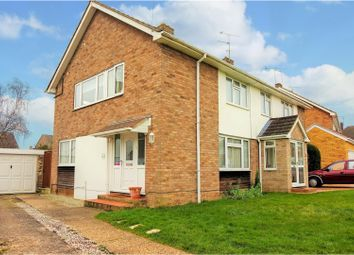 Thumbnail 3 bed semi-detached house for sale in Dane Road, Chelmsford