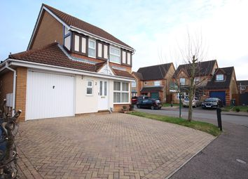 3 bed detached house for sale in Arnhem Place, Shefford SG17