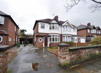 Thumbnail 3 bed semi-detached house to rent in Allport Road, Bromborough, Wirral
