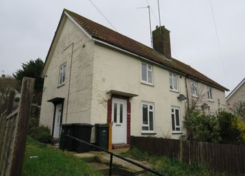 Thumbnail 1 bed flat to rent in Stanstead Crescent, Brighton