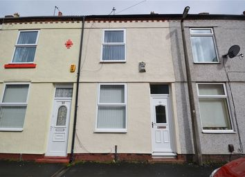 Thumbnail 2 bed terraced house for sale in Napier Road, New Ferry, Merseyside