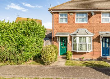Thumbnail 2 bed end terrace house for sale in Ivory Close, Faversham, Kent
