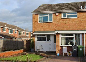 Thumbnail 3 bed semi-detached house to rent in Mullard Drive, Whitnash, Leamington Spa