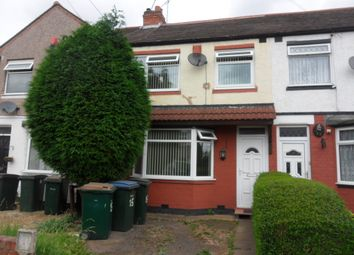Thumbnail 3 bed terraced house to rent in Farndale Avenue, Holbrooks