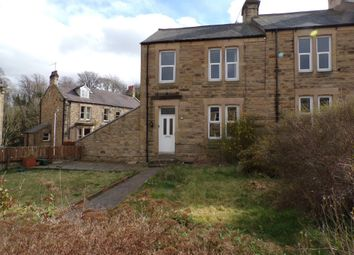 Thumbnail 4 bedroom terraced house for sale in Crescent Avenue, Hexham
