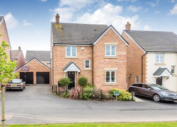 Thumbnail 4 bed detached house for sale in Carisbrooke Road, Rushden