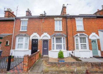 Thumbnail 3 bed terraced house for sale in Bunyan Road, Hitchin