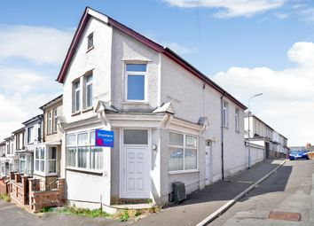 Thumbnail 4 bedroom end terrace house for sale in Redland Street, Newport