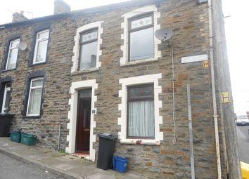 Thumbnail 2 bed terraced house for sale in Evan Street, Treharris