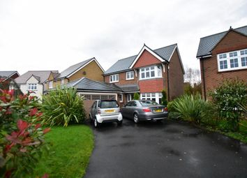 Thumbnail 4 bed detached house for sale in Tillage Close, Walmer Bridge, Preston
