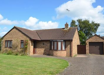 Thumbnail 2 bed detached bungalow for sale in Knowle Close, Cullompton
