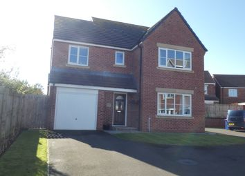 Thumbnail 4 bed detached house for sale in Starsley Place, Seaton Delaval, Tyne & Wear