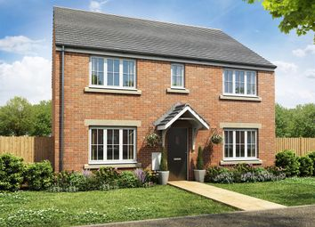 "Thumbnail 5 bed detached house for sale in ""The Hadleigh"" at Clehonger, Hereford"