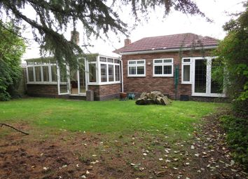 Thumbnail 3 bed bungalow to rent in Park View Road, Four Oaks, Sutton Coldfield