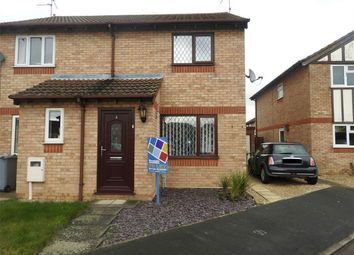 Thumbnail 2 bedroom semi-detached house to rent in Teasles, Deeping St James, Peterborough, Lincolnshire