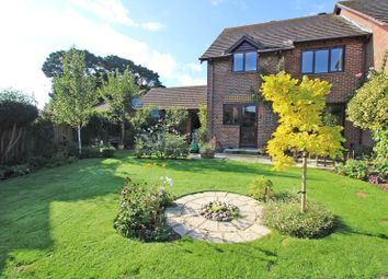 Thumbnail 4 bed semi-detached house for sale in Kensington Park, Milford On Sea, Lymington