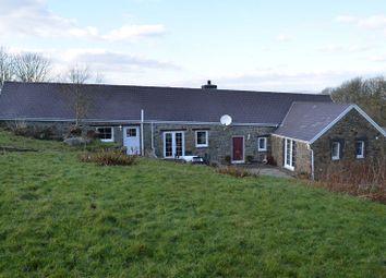 3 bed farmhouse for sale in Fern Cottage, Tavernspite, Whitland, Carmarthenshire. SA34