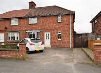 Thumbnail 3 bed semi-detached house for sale in Hawthorn Avenue, Malton