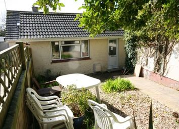 Thumbnail 1 bed bungalow to rent in Tretherras Road, Newquay
