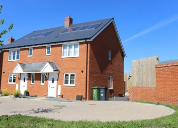 Thumbnail 3 bedroom semi-detached house for sale in Dollery Close, Botley, Southampton