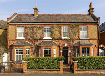 Thumbnail 4 bedroom detached house for sale in Vicarage Road, Kingston Upon Thames, Surrey