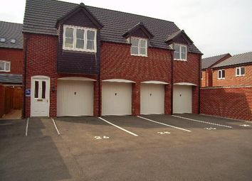 Thumbnail 2 bed flat to rent in Hull Street, Hilton, Derbyshire.