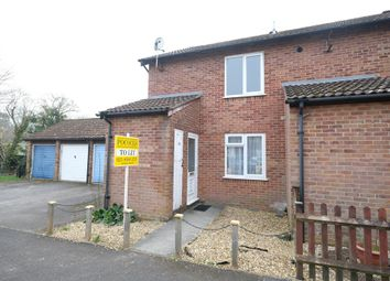 Thumbnail 1 bed maisonette to rent in Evergreen Close, Marchwood