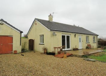 Thumbnail 3 bed detached bungalow for sale in Yearngill, Aspatria, Wigton