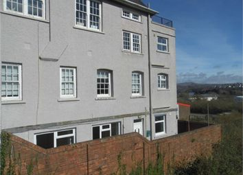 Thumbnail 1 bed flat to rent in Main Street, Goodwick, Pembrokeshire
