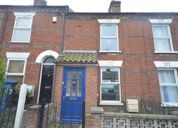 Thumbnail 2 bed terraced house for sale in Guernsey Road, Norwich
