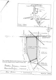 Land for sale in 1 Laxdale, Stornoway, Isle Of Lewis HS2