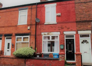 Thumbnail 2 bed terraced house to rent in Bowler Street, Manchester