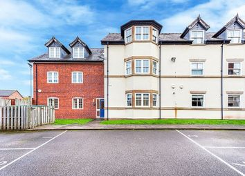 Thumbnail 2 bed flat for sale in Moody Street, Congleton