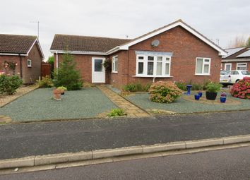 Thumbnail 3 bed detached bungalow for sale in Monte Long Close, March