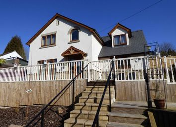 Thumbnail 4 bed detached house for sale in Tramway Road, Ruspidge