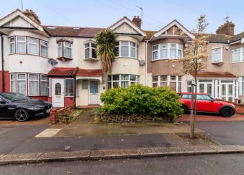 Thumbnail 3 bed terraced house for sale in Elstree Gardens, Ilford