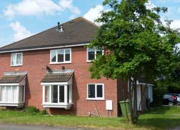 Thumbnail 2 bed property to rent in Fallow Drive, Eaton Socon, St. Neots