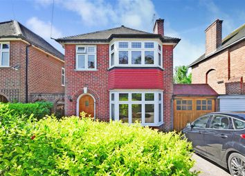 Thumbnail 3 bed detached house for sale in Abbottsford Gardens, Woodford Green, Essex