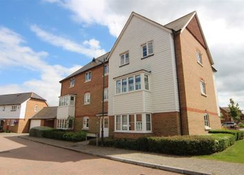 Thumbnail 2 bed flat to rent in Sandow Place, Kings Hill, West Malling