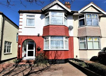 Thumbnail 3 bedroom semi-detached house for sale in Oakwood Hill, Loughton, Essex