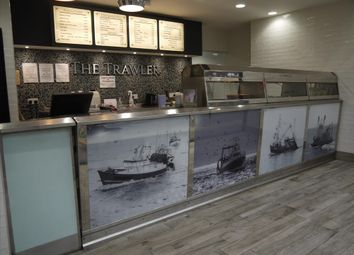 Thumbnail Restaurant/cafe for sale in Fish & Chips HD3, Milnsbridge, West Yorkshire