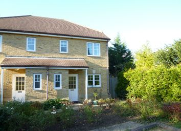 Thumbnail 3 bedroom end terrace house to rent in Eastcourt Avenue, Earley