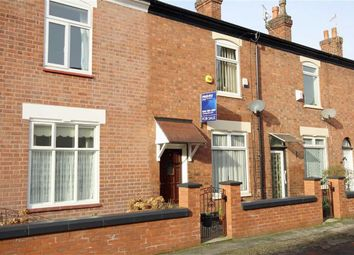 Thumbnail 2 bedroom terraced house to rent in Chatswood Avenue, Stockport, Cheshire