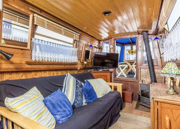 Thumbnail 1 bed houseboat for sale in Poplar Dock Marina, Boardwalk Place