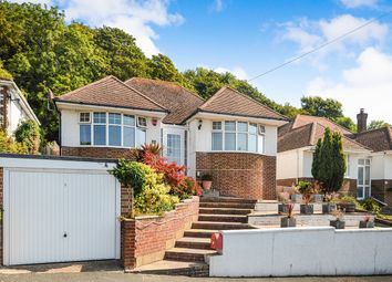 Thumbnail 2 bed bungalow for sale in Stanbury Crescent, Folkestone