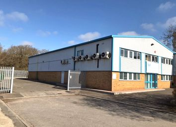 Thumbnail Light industrial for sale in Hannah Way, Lymington