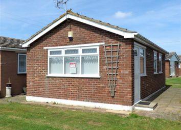 2 bed bungalow for sale in Vanity Farm, Leysdown Road, Leysdown, Kent ME12